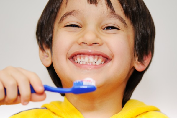 Celebrating National Children's Dental Health Month